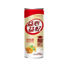 彩神ll益心益忆核桃露240ml